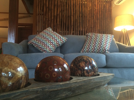 Livingroom Portofino Mansion